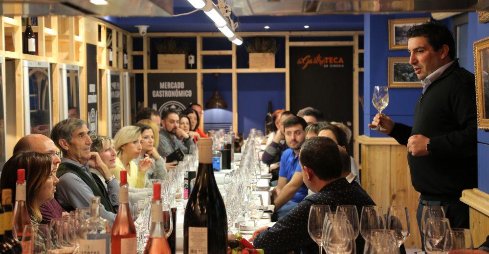 Cata de vinos Bodegas CARE